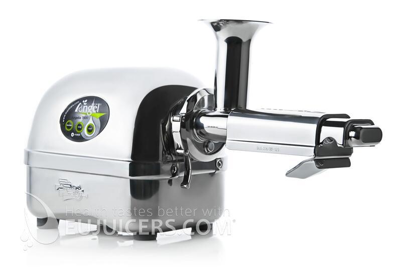 Wyciskarka dwuślimakowa Angel Juicer 7500
