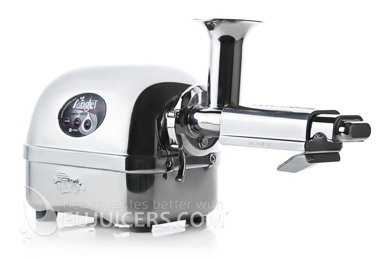Wyciskarka dwuślimakowa Angel Juicer 8500S